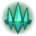 a moon goose avatar