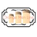 Orange Men Line avatar