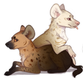 The Hyena avatar
