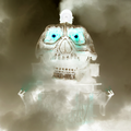 Inverted ghost train avatar