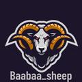Baabaa_sheep avatar