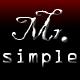 mr-simple avatar