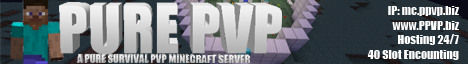 Pure PVP - Factions | Shop | Economic | PVP