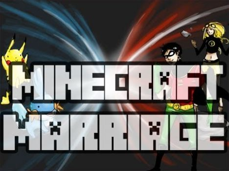Minecraft Marriage !