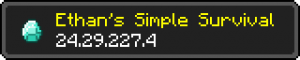 Ethan's Simple Survival [1.10] Factions, Lockette, Essentials