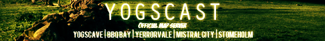 YOGSCAST - Shadow of Israphel Map! [Museum Server]