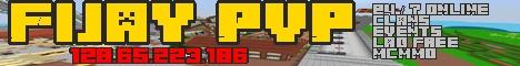 FijayPvP 1.4.7 |PvP,Event,Survival| 24/7