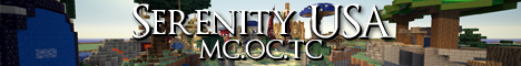 Serenity USA [Creative] [1.5.2] :: mc.oc.tc