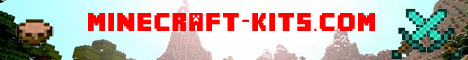 Minecraft-Kits [Free Kit Day on Friday!] [1.7 Soup] [KitPvP]