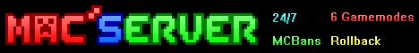 Mac's Minecraft [6 Gamemodes]