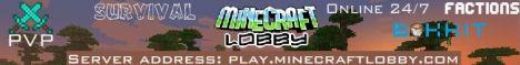 Minecraft Lobby