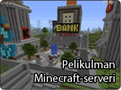 Pelikulma server (Finnish)
