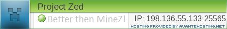 ProjectZ *Dayz in minecraft*