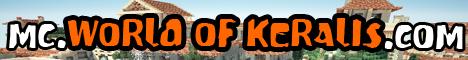 World of Keralis - Making Minecraft Epic! Modern City