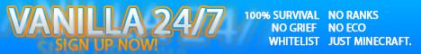 Vanilla 24/7 [WHITELIST]