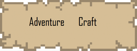 Adventure Craft - Free stuff - Nice Staff