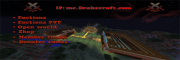 mc.drakecraft.com Faction PVP - minigames