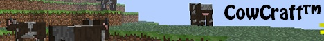 CowCraft (Hacking is Allowed!!!) [1.4.4-1.4.5]