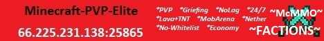 Minecraft-PVP-Elite