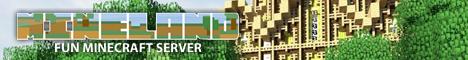 Mineland Survival Server! [Economy] [Grief-Free] [Skylands]