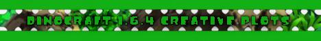 DinoCraft [1.6.4] [Creative] [Plots]