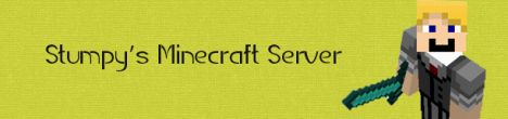 Stumpy\'s Survival Minecraft Server UK 24/7