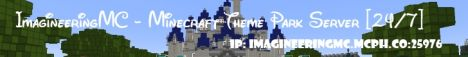 ImagineeringMC [Innovative Theme Park Server]