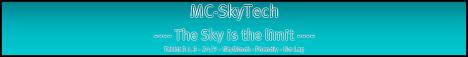 MC-SkyTech [Tekkit Skyblock]