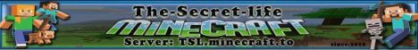The-Secret-Life Minecraft Server