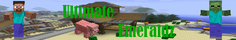 Ultimate Emeraldz - Factions, PVP, Grief, Raiding - Become A Warlord!