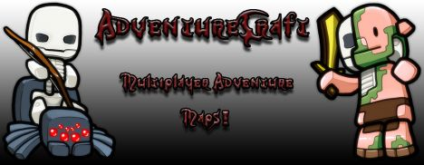 AdventureCraft ~ Adventure Maps in Multiplayer!