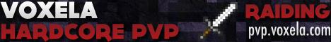 Voxela Gaming: ANARCHY | Factions | PvP | Raiding|  24/7 | Endless fun!
