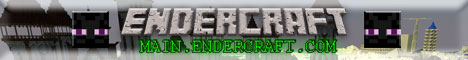 ENDERCRAFT 24/7 MMORPG TDM CTF Survival PVP 1.7.4