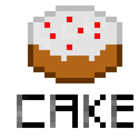 Cake Pixel Art Minecraft : Cake-Craft 1.5 SERVER!!! Minecraft Server