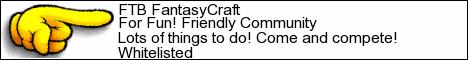 FTB Fantasy MineCraft
