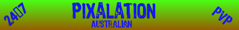 Pixalation | Australia
