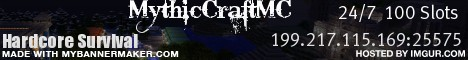 Mythic Craft