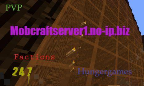 Mobcraft Universal Server