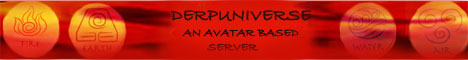 Derp Universe - A Server With Avatar Bending!