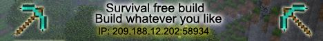 Survival Free-Build