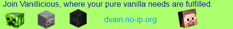 Vanillicious Pure Vanilla - Snapshot 14w04b!
