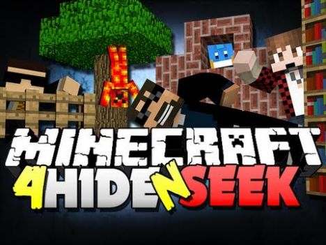 Hide and Seek Server