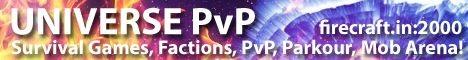 Universe PVP
