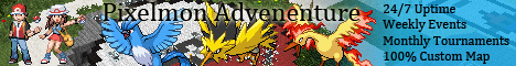 Pixelmon Adventure Server