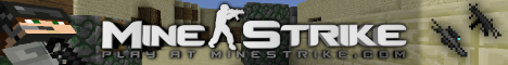 Minestrike (Counterstrike in minecraft)