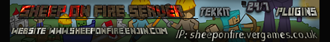 Sheep On Fire Modded Server