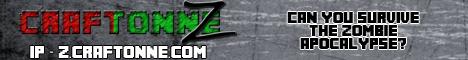 CraftonneZ - Ultimate Zombie Survival