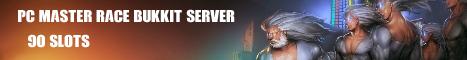 PC MASTER RACE HUB SERVER 1.7.9+