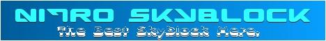 [Skyblock] NITRO SKYBLOCK
