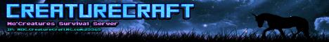 Creature Craft Mo Creatures Public Server 1.8.9